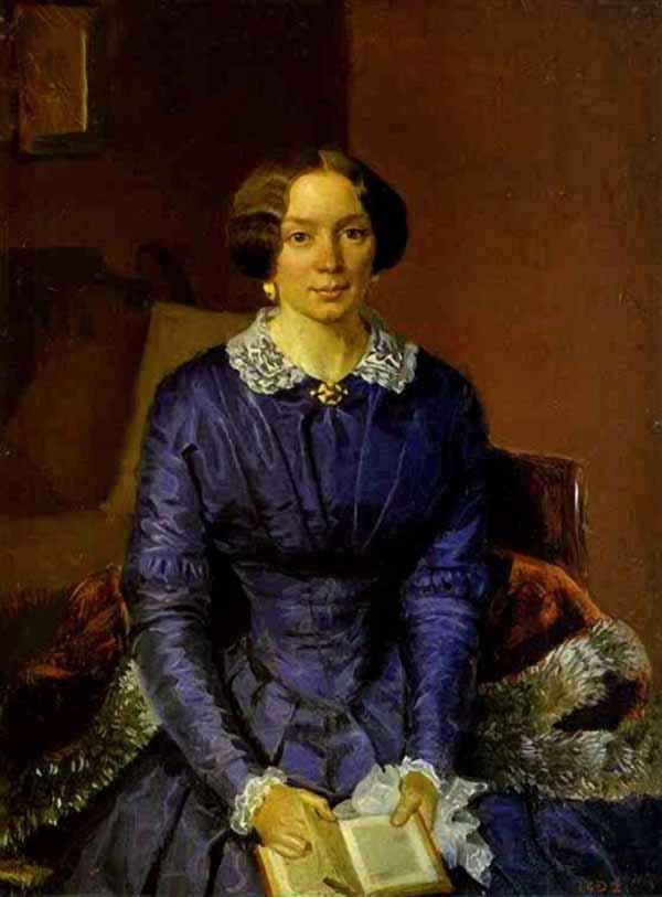 Бакст лс/ портрет сергея дягилева с няней 1906