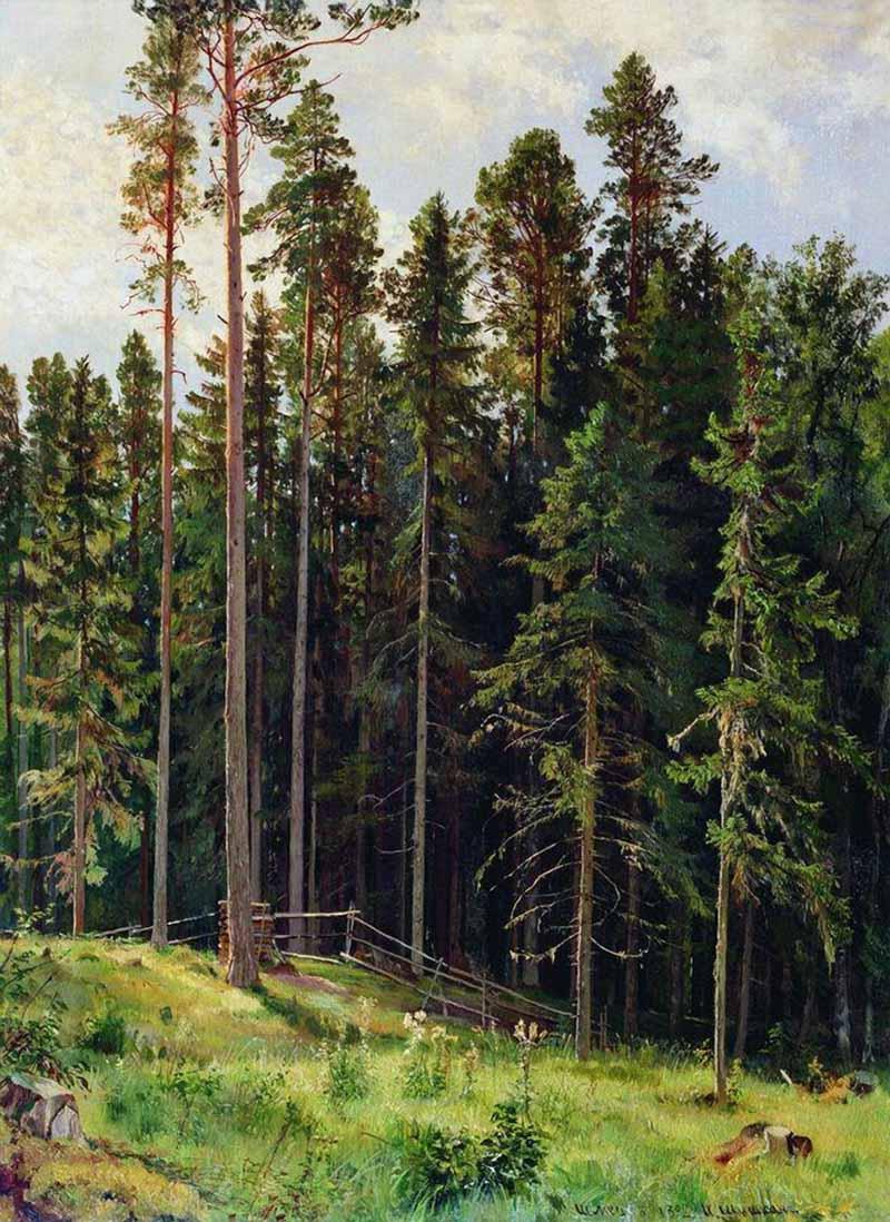 Шишкин иван иванович 1832 1898