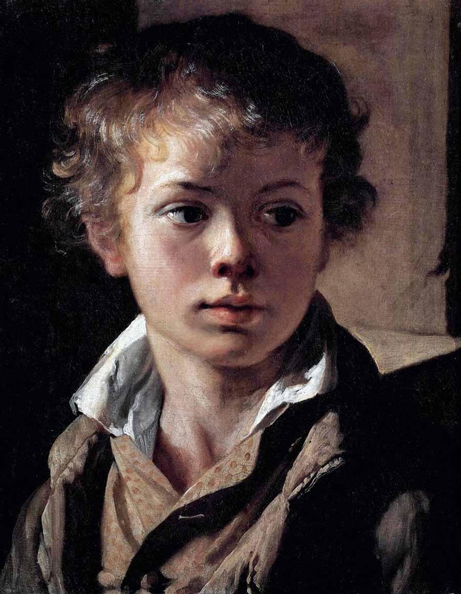 Портрет сына арсения васильевича