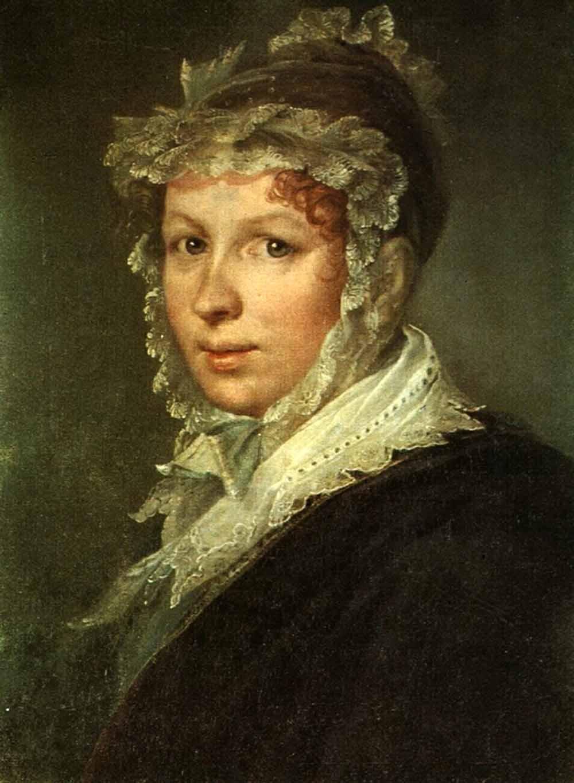 Тропинин Василий Андреевич. Портрет жены художника
